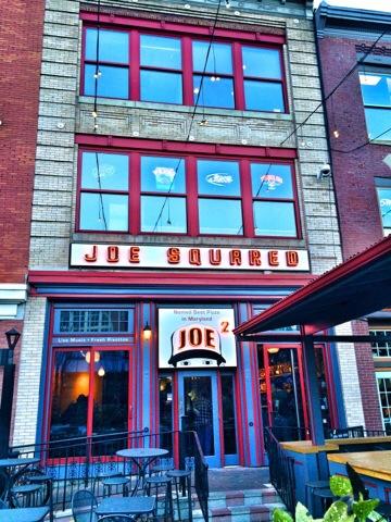 Joe Squared at Powerplant Live