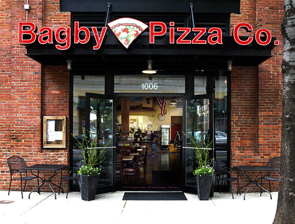 Bagby Pizza - Photo Credit Bagby Pizza