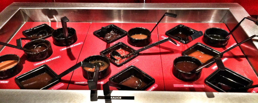 Sauce Station
