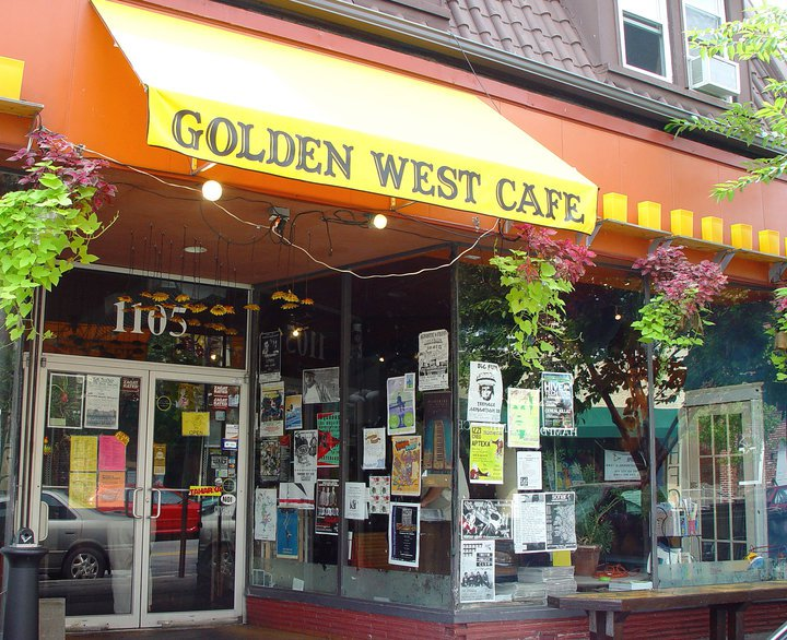 Golden West Restaurant Hampden