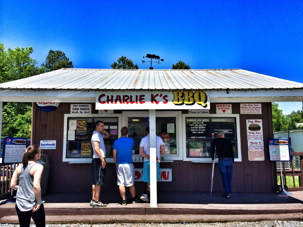 The BBQ Stand
