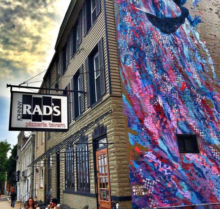 Johnny Rad's