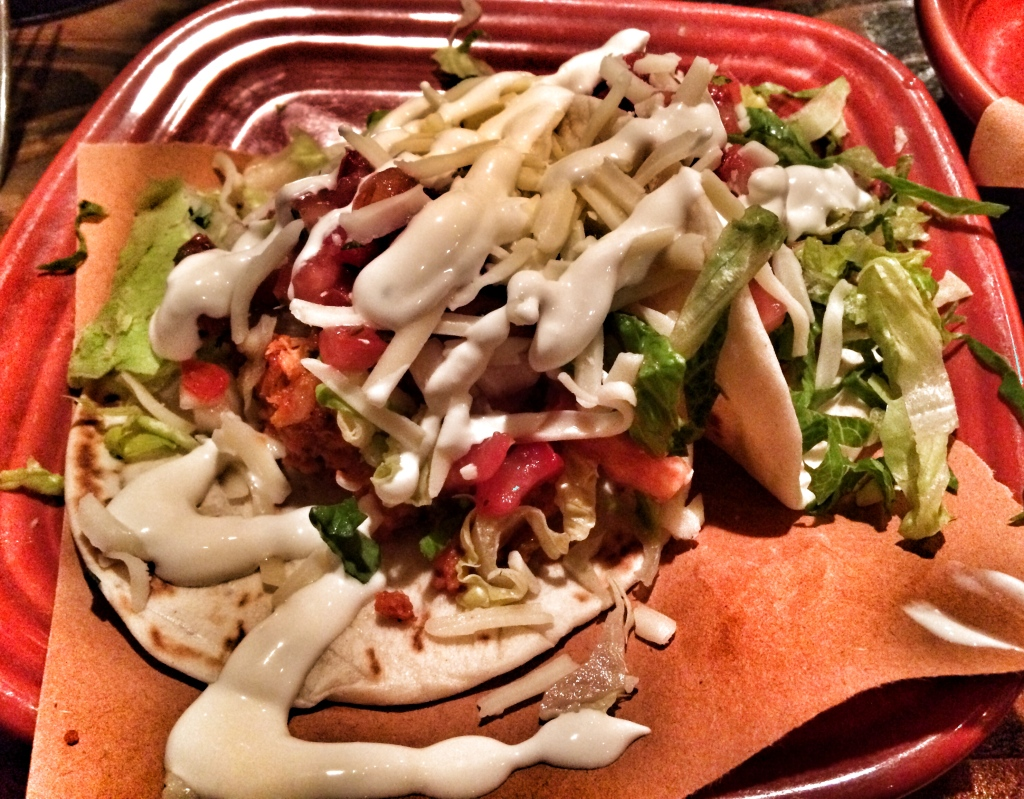 Authentic Chipotle Chicken Taco