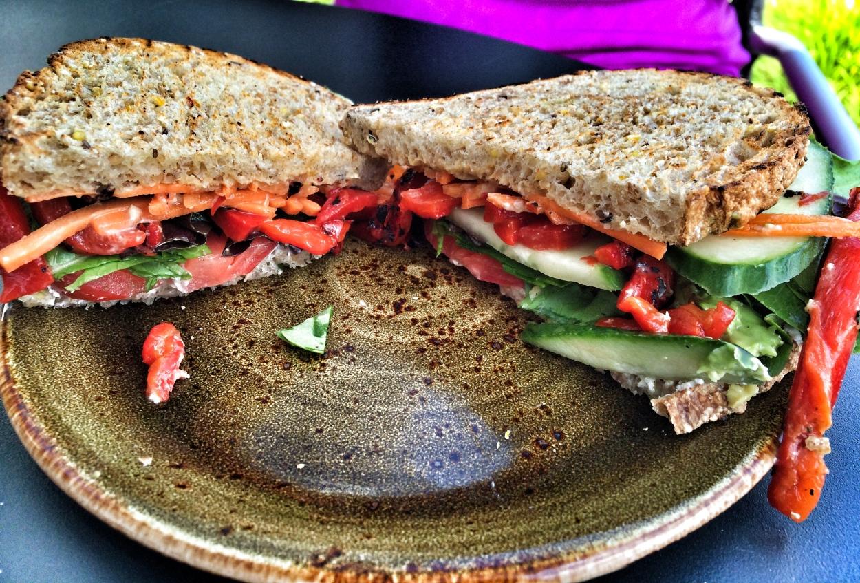 Powerhouse Sandwich