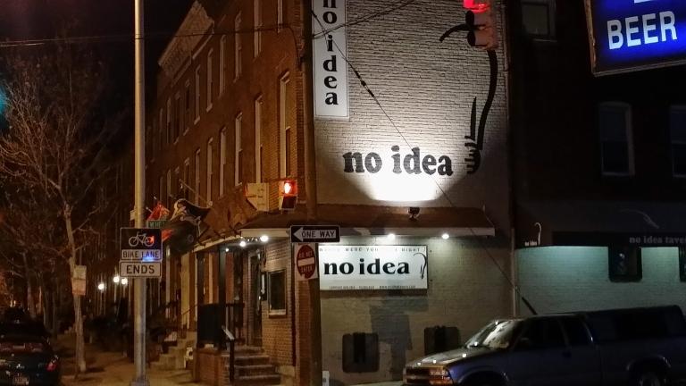 No Idea Tavern