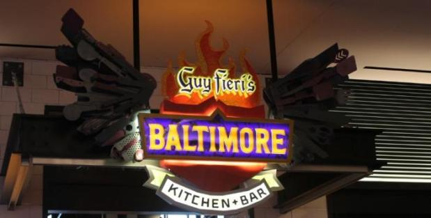 Guy Fieri Baltimore Kitchen And Bar Menu
