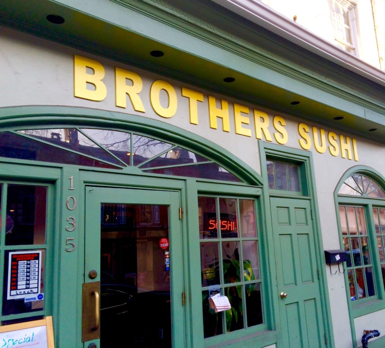 Brothers Sushi