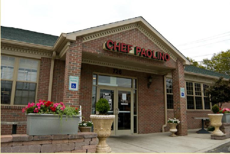 Chef Paolino Cafe