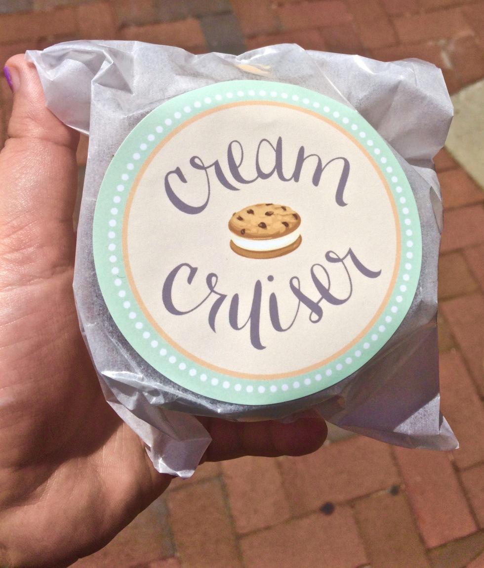 Cream Cruiser