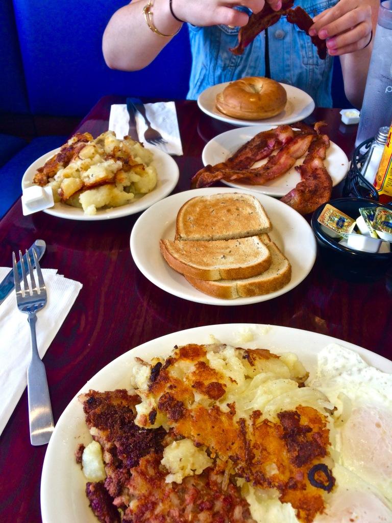 Breakfast at SouthSide Diner
