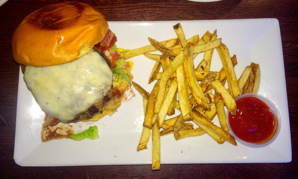 DK Burger