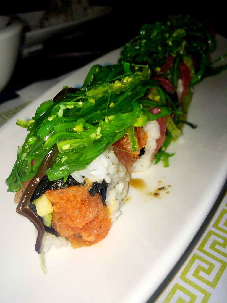 Hawaiian Ahi Roll