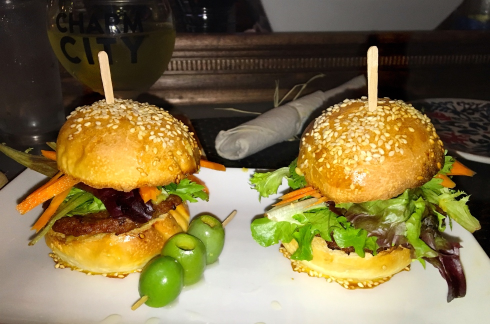 Merguez Sliders