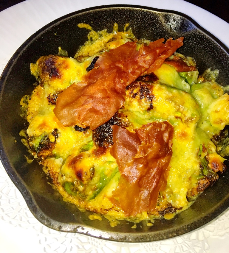 Brussels Sprouts al Forno